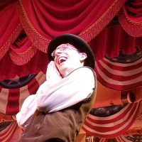 Disney Cast Actor in Group of Disney Actors in Hoop-Dee-Doo Musical