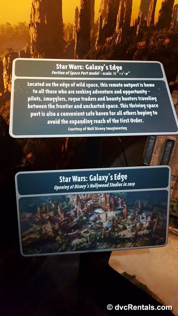 Disney Star Wars Info