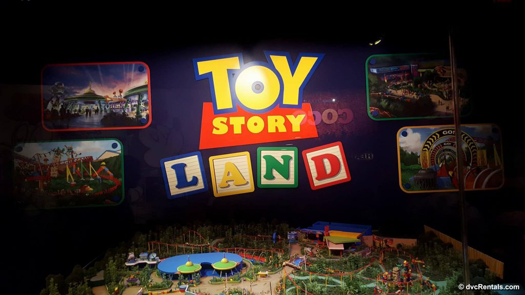 Disney Toy Story Land