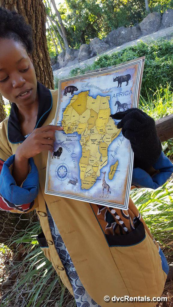 African Cultural Representative