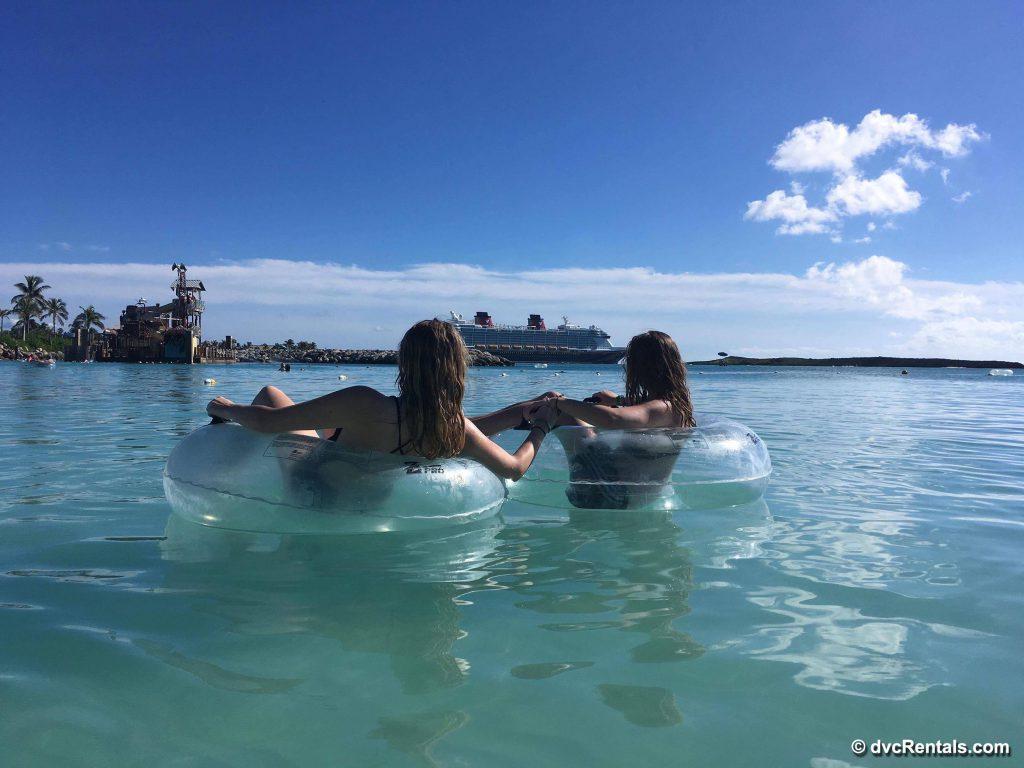 Disney Cruise Swimming Beach