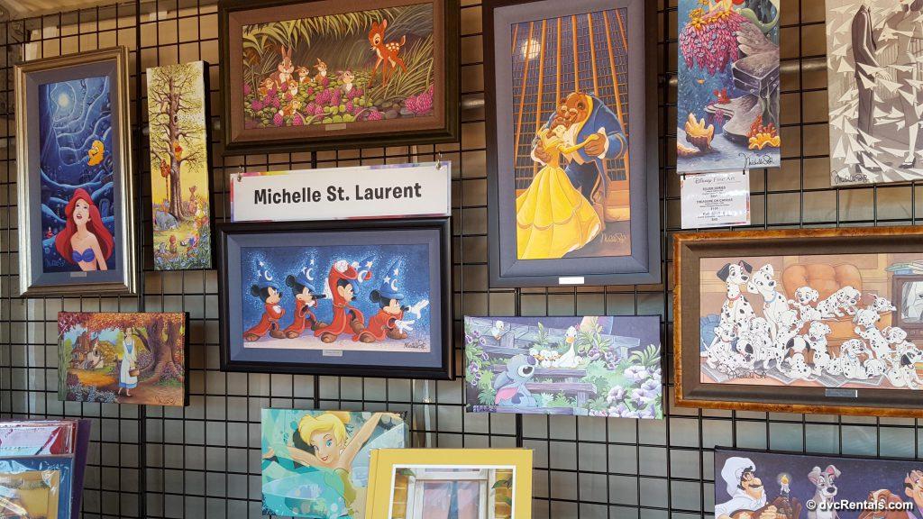 Artwork Booth