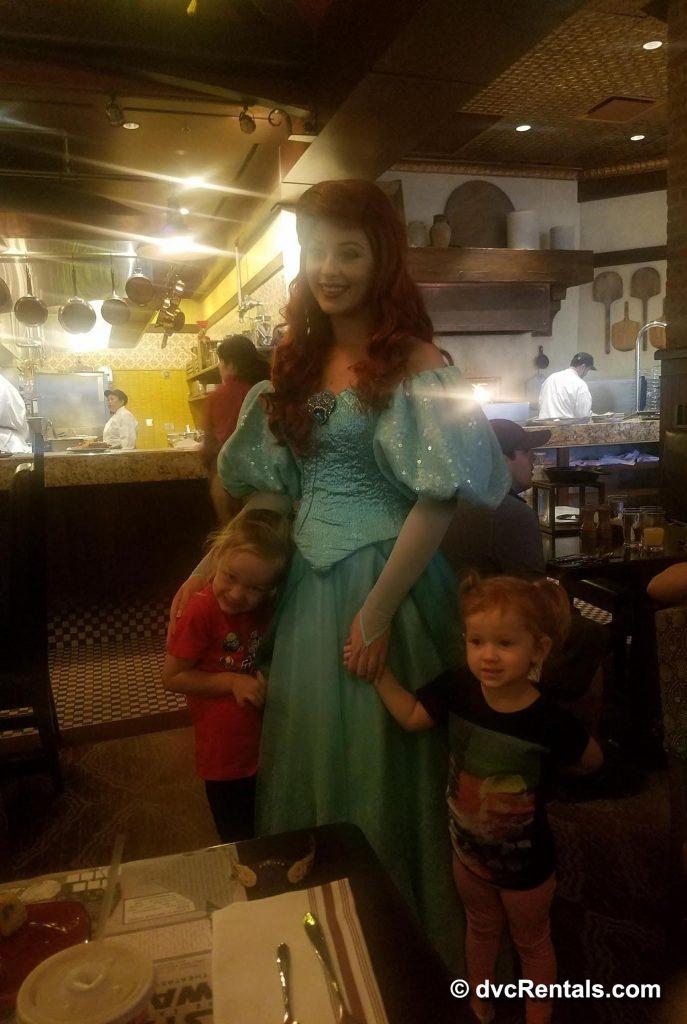 Princess Ariel from Little Mermaid