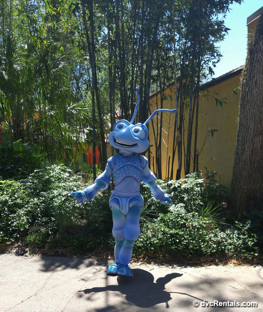 Flik Character Meet and Greet