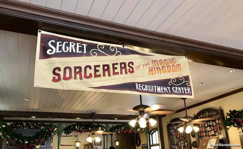 Secret Sorcerers of the Magic Kingdom