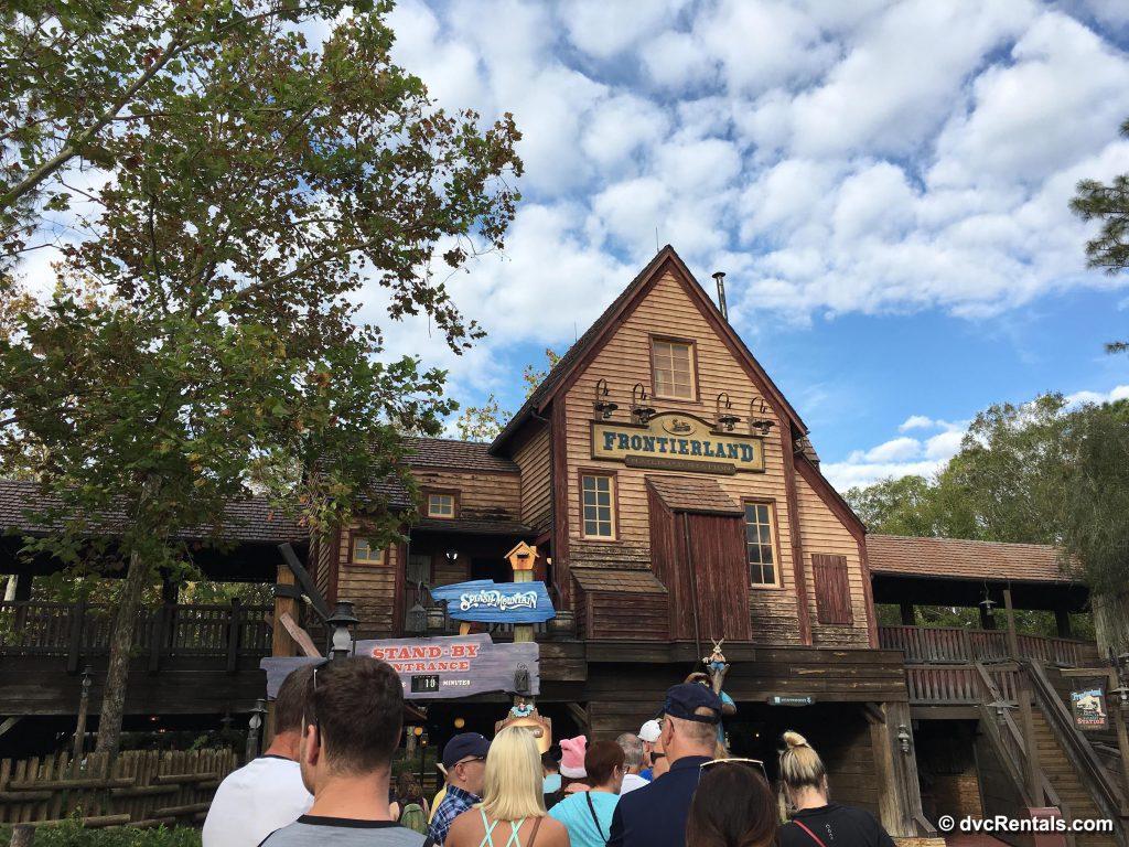 Disney Frontierland