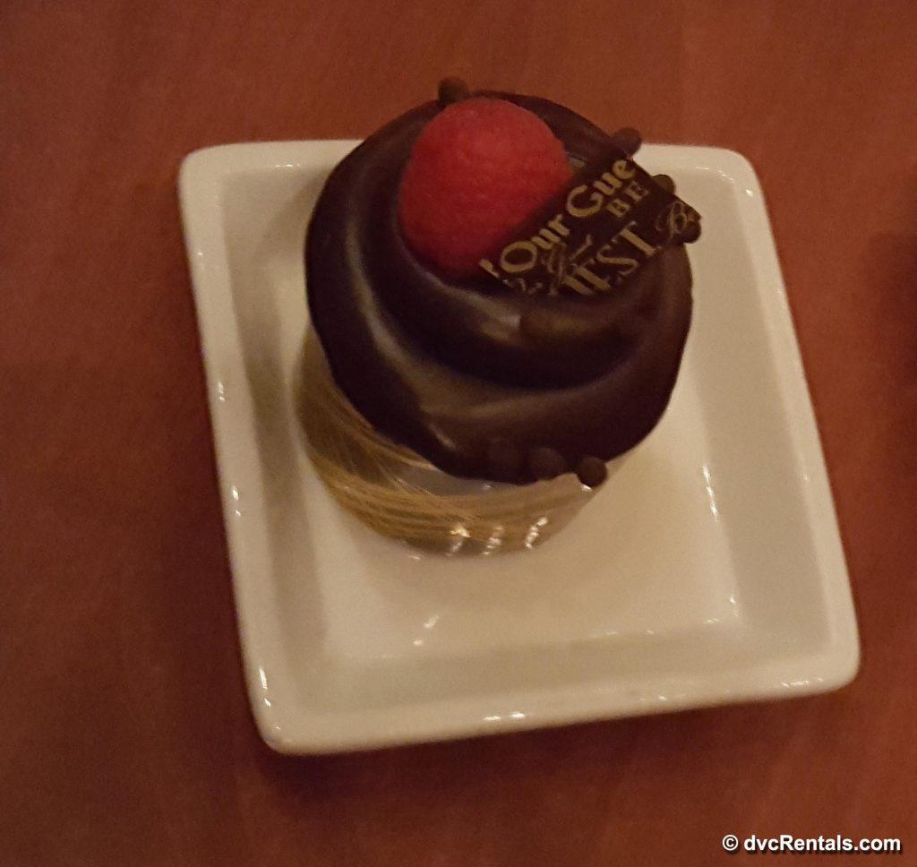 Be Our Guest Restaurant Dessert