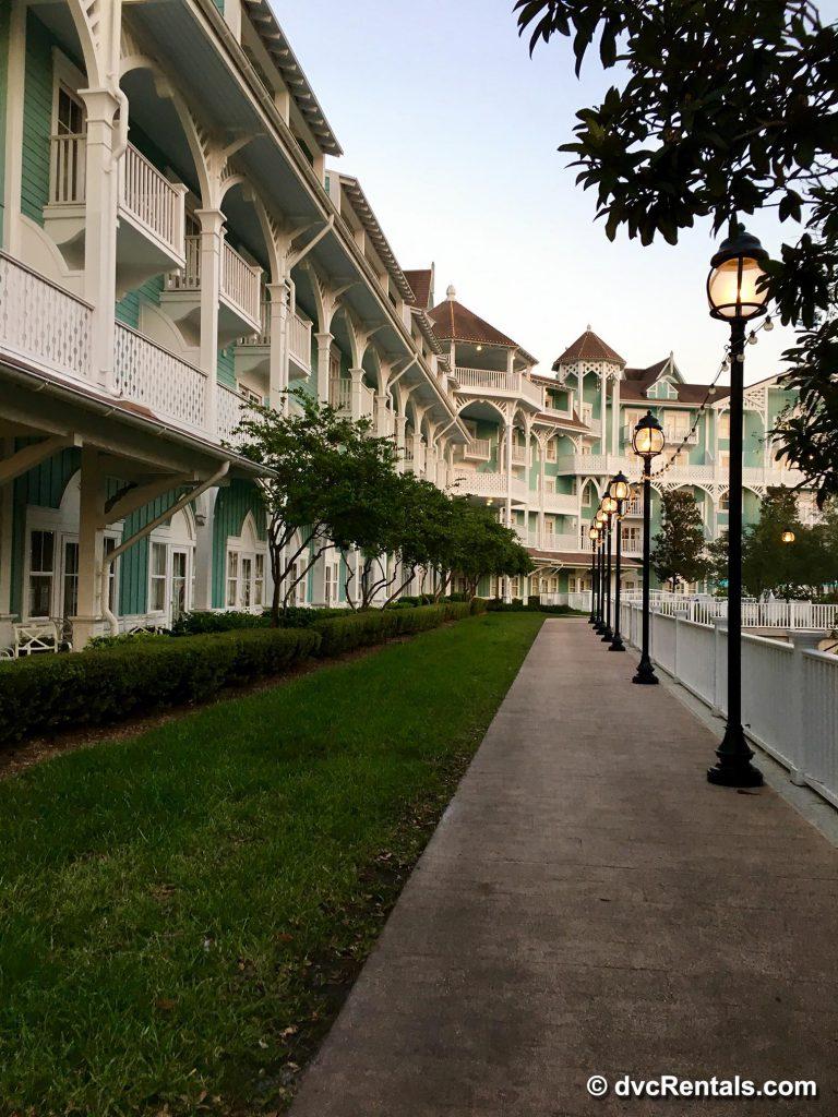 Disney's Beach Club Villas Garden View
