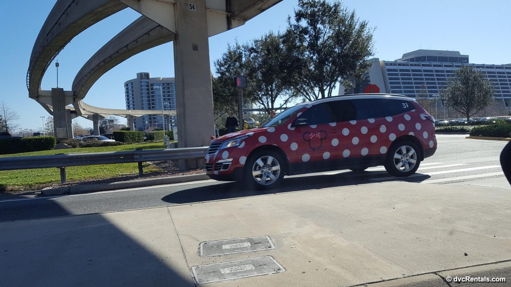 Disney Pokey Dots Van