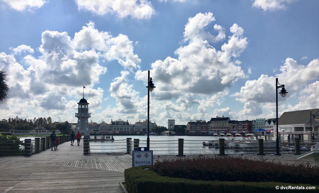 Beach Club Docks