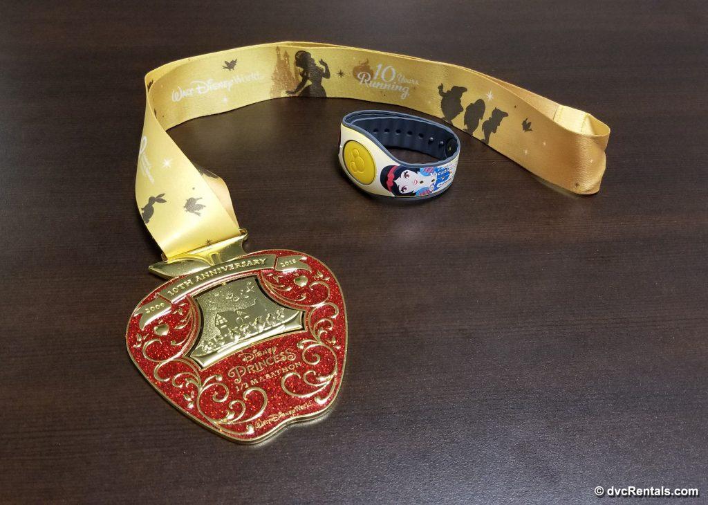 Disney half marathon Medal