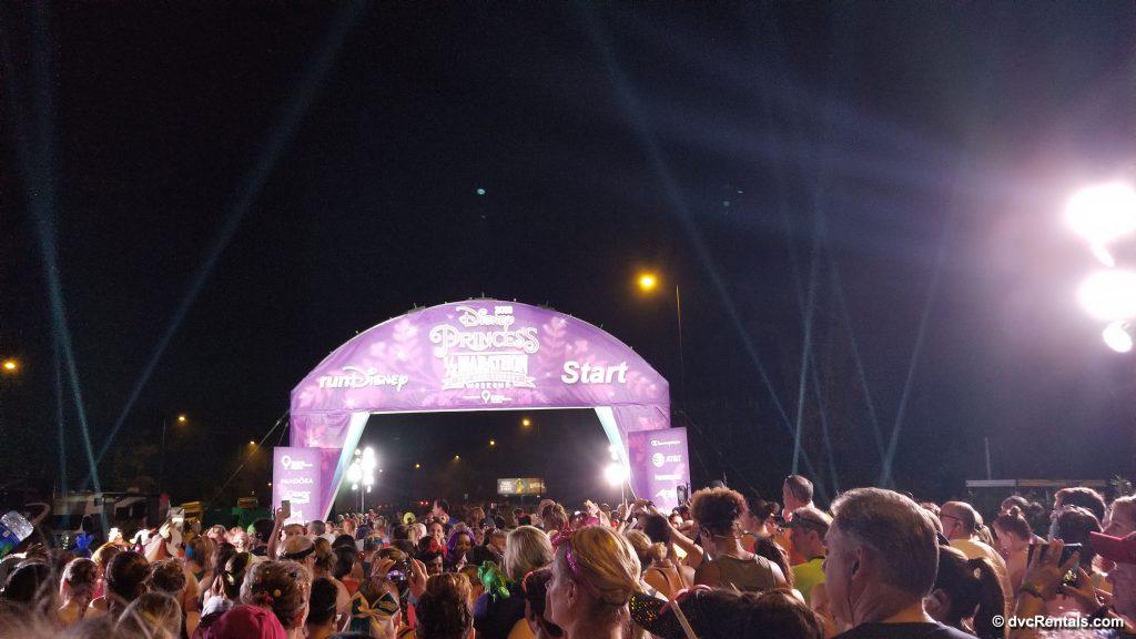 25 000 runners half marathon