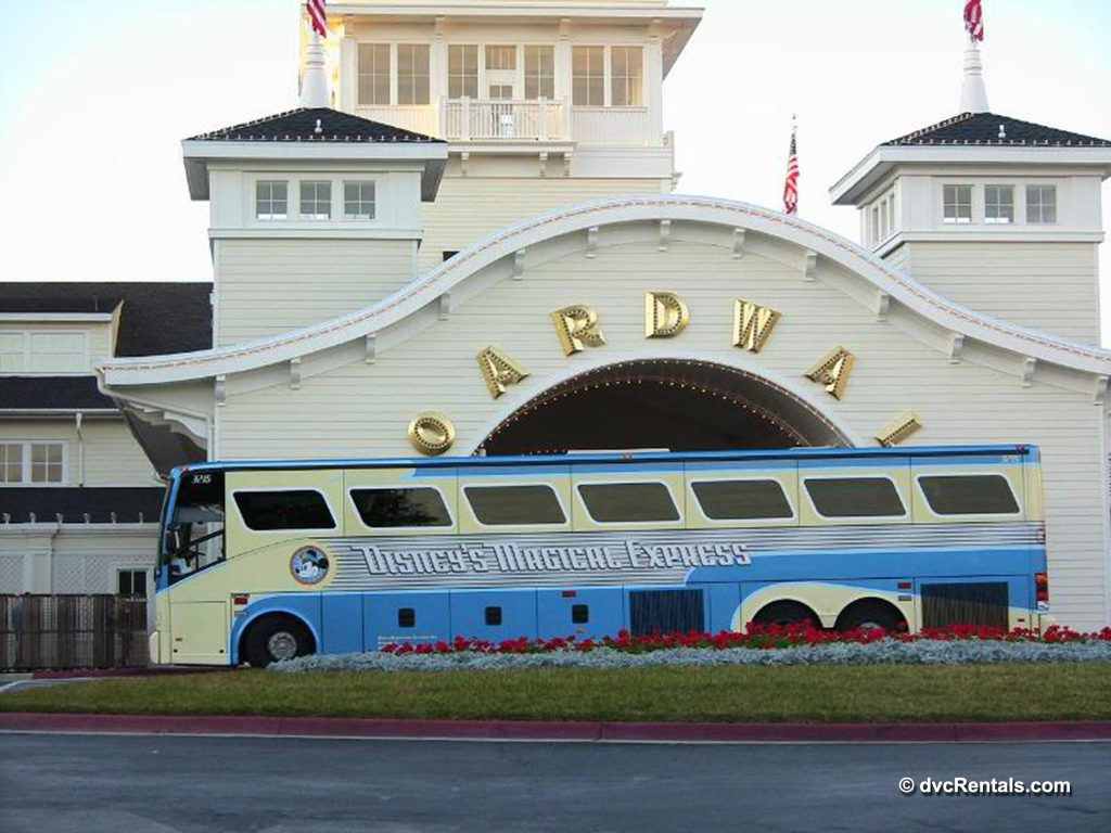 Boardwalk Buses