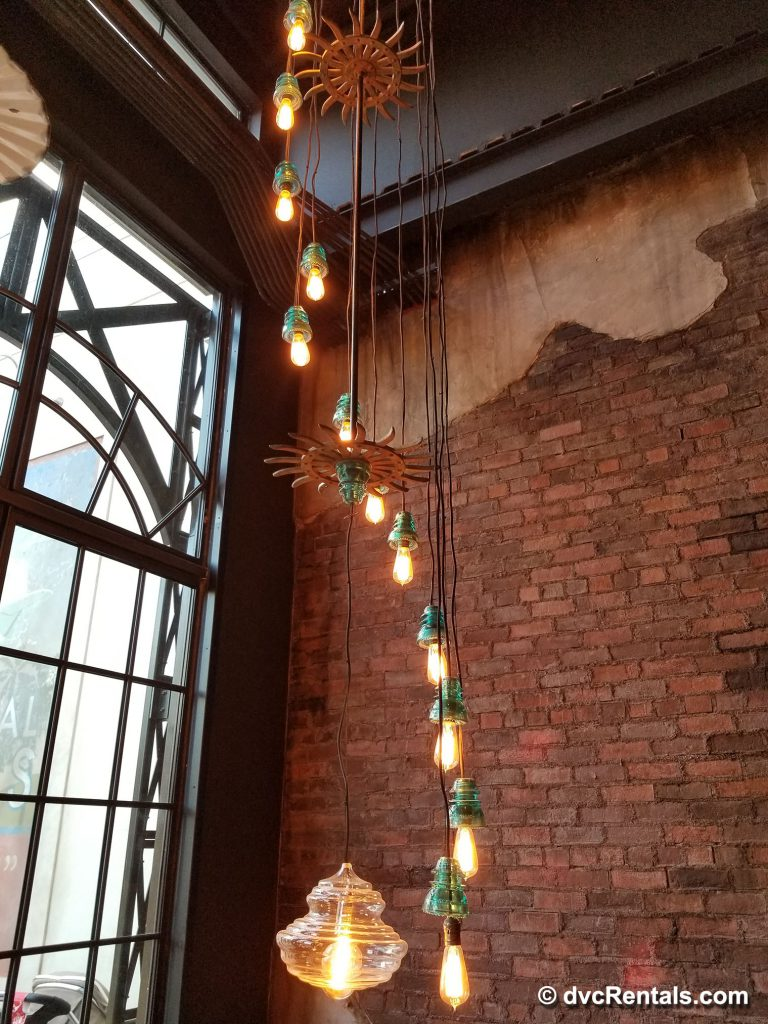 The Edison – light fixtures