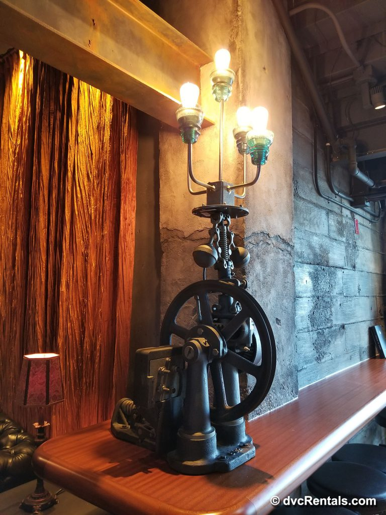 The Edison – light fixtures