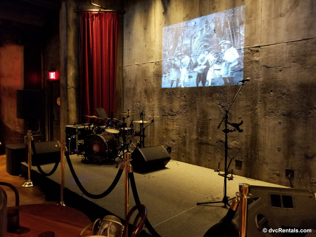 The Edison – stage