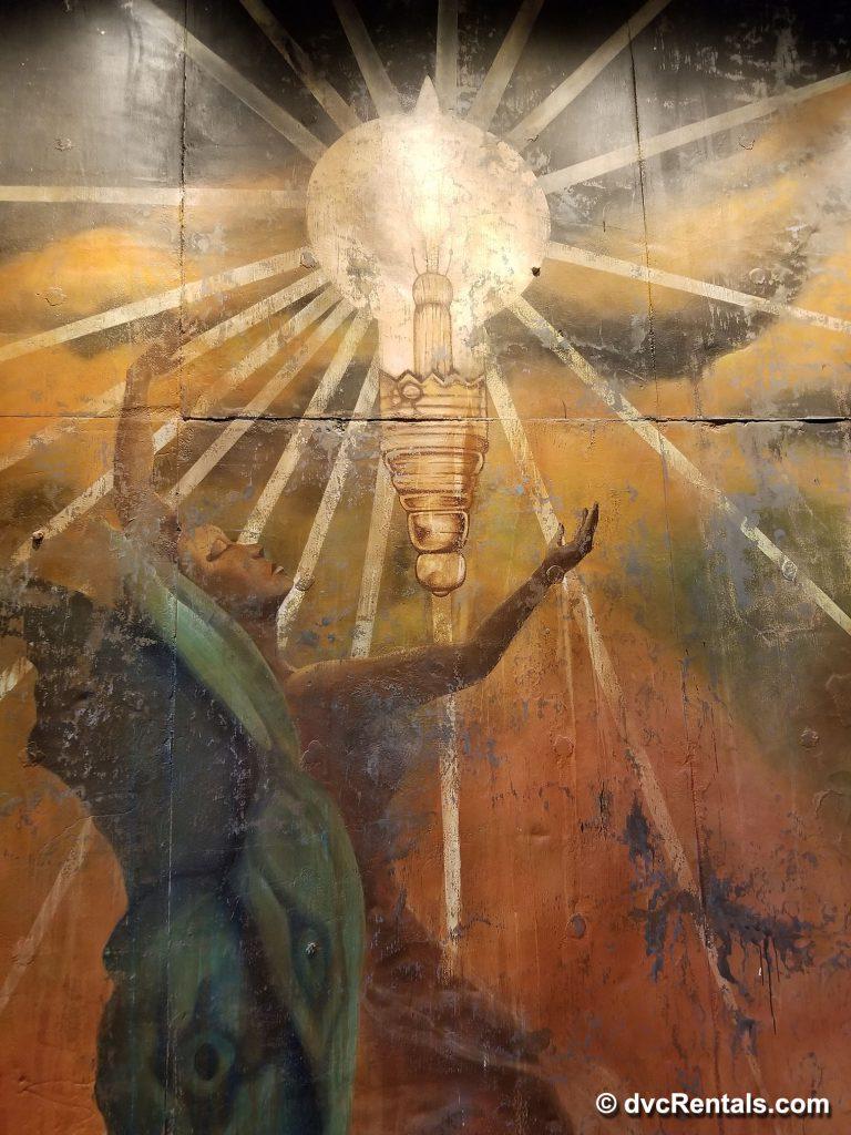 The Edison – wall art