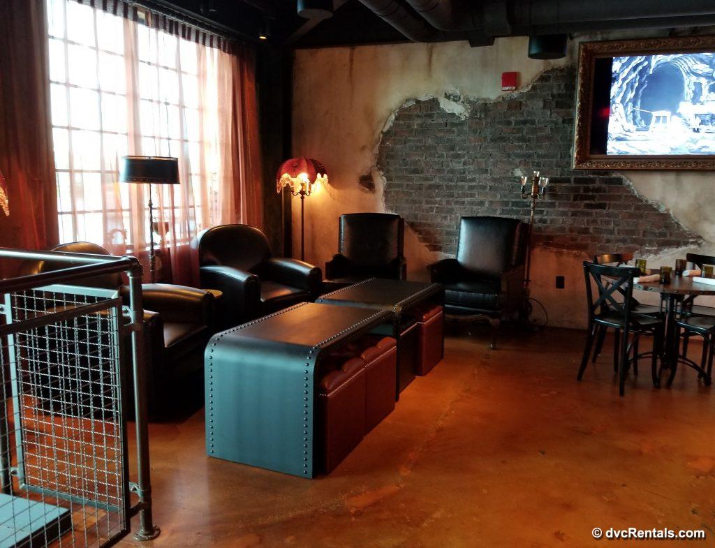 The Edison – lounge area