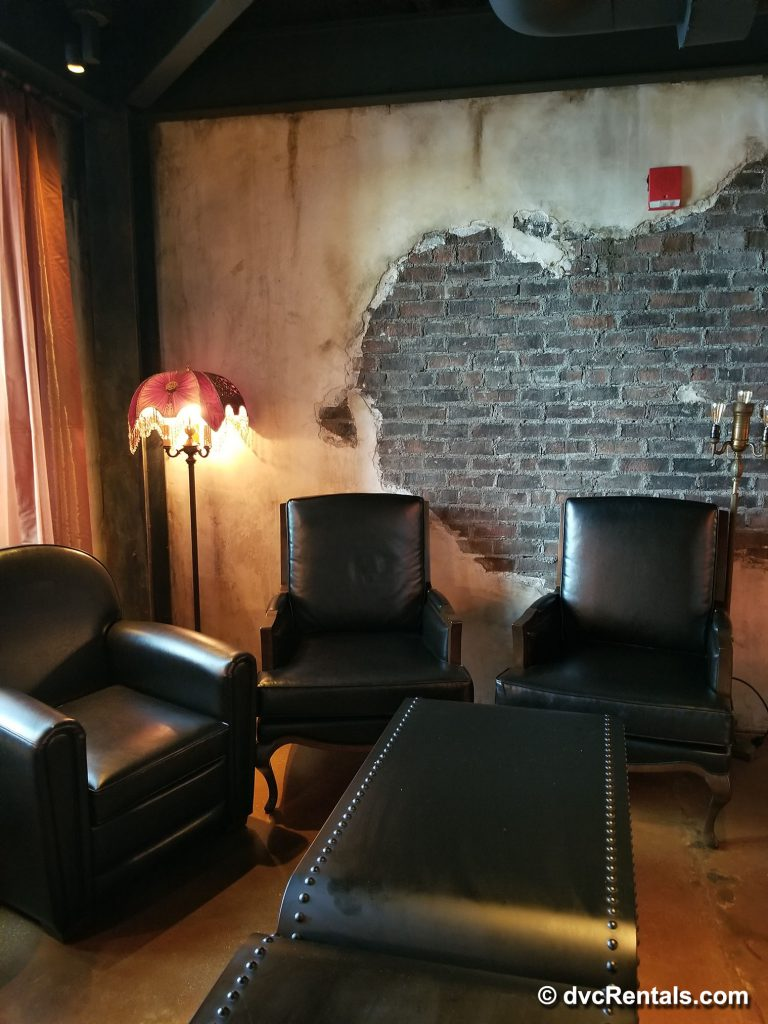 The Edison – lounge area