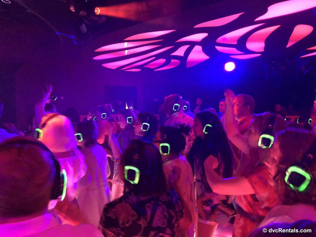 Disney Silent Disco DJ Party