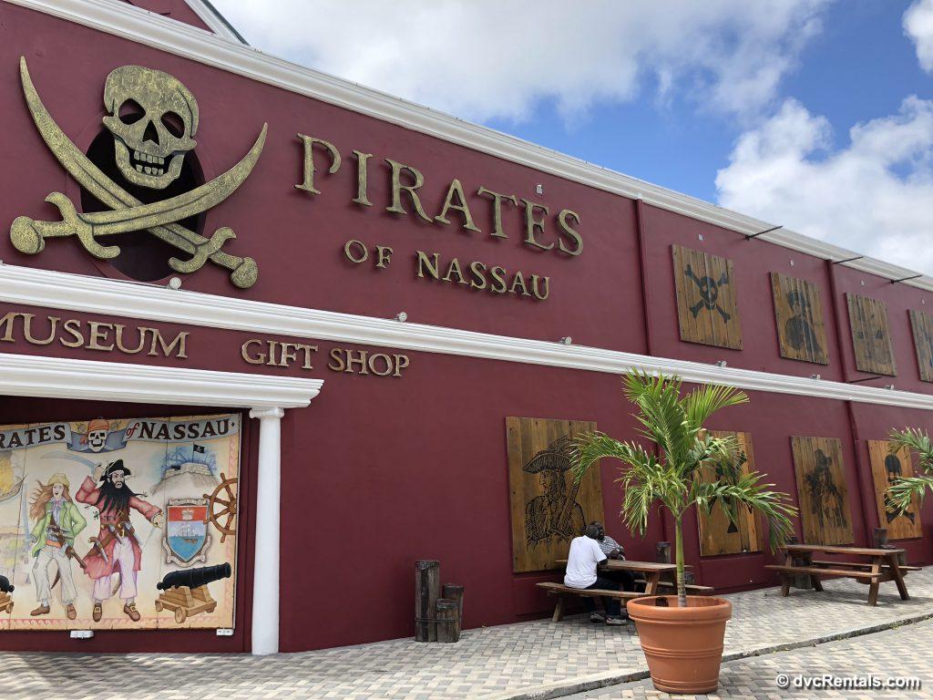 Pirate Museum of Nassau, Bahamas