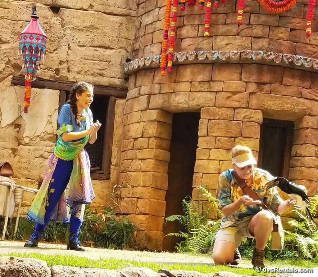 Senior Wilderness Explorer and Disney Cast Member Ornithologist