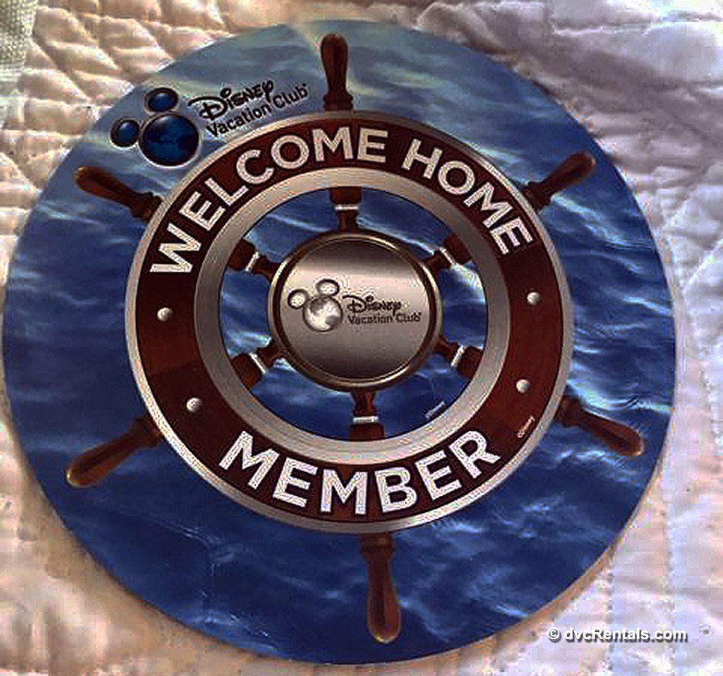 2015 DVC Member Magnet