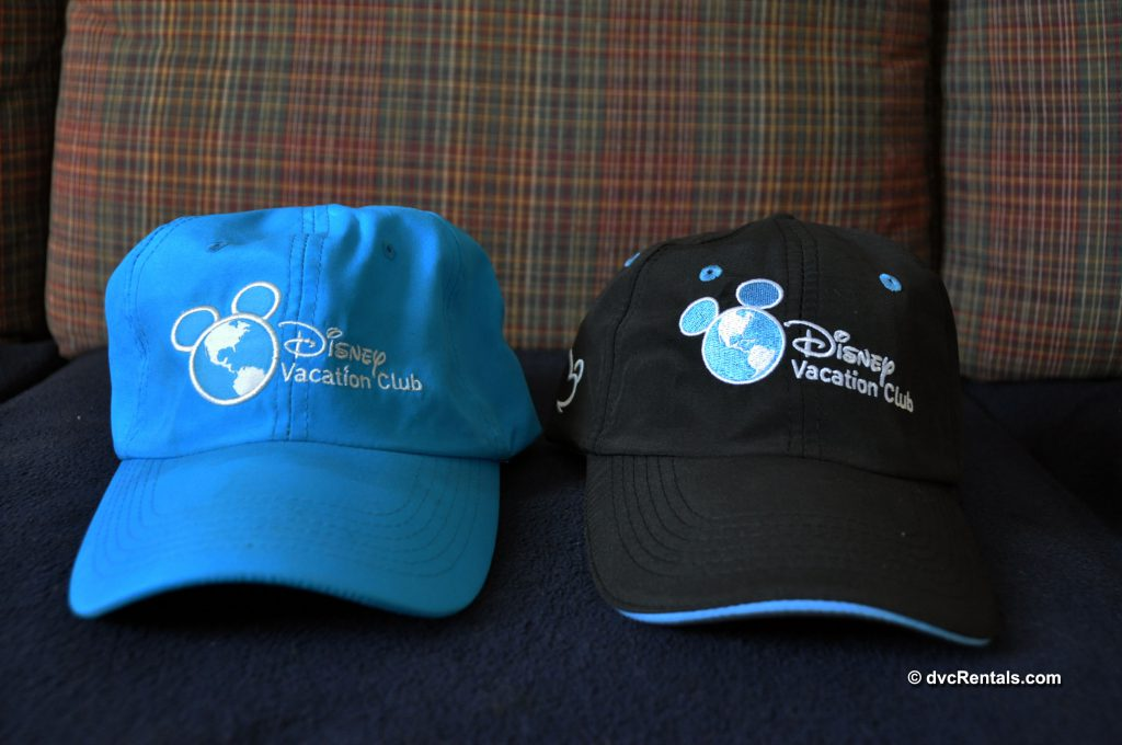 2015 and 2018 DVC Member hats