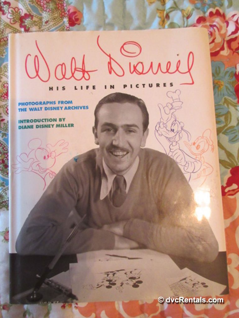 Book cover Walt Disney: His Life in Pictures