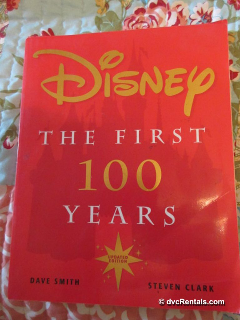Book cover of Disney: The First 100 Years