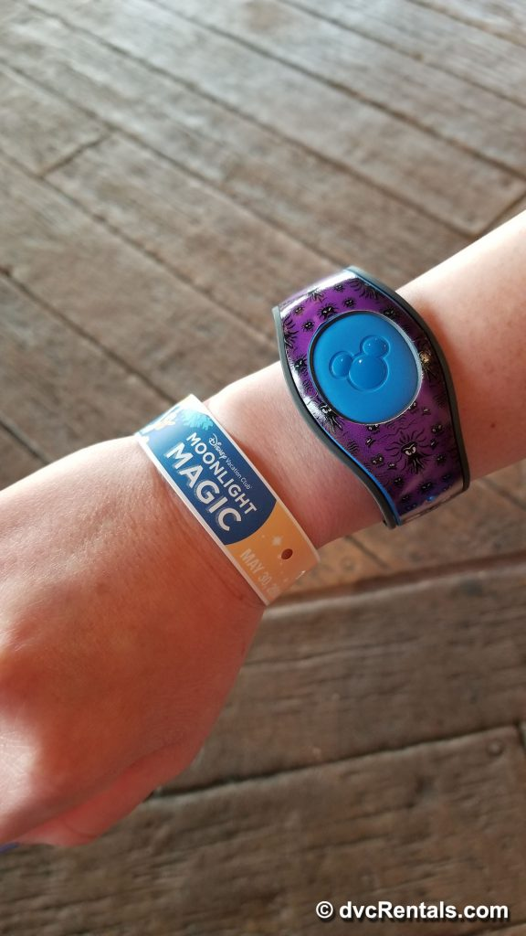 Moonlight Magic event wristband