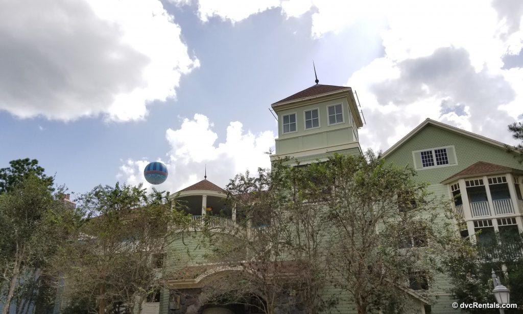 Exterior picture of Disney's Saratoga Springs Resort & Spa