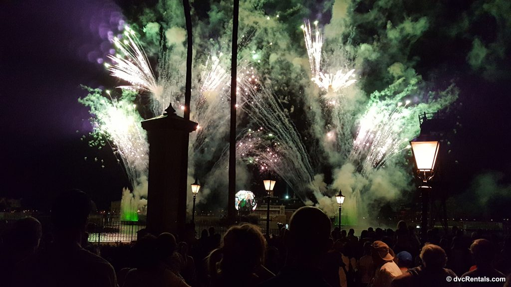 IllumiNations Fireworks show