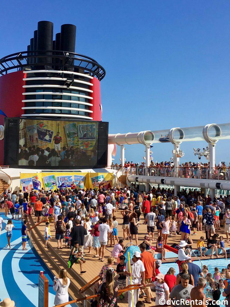 photos of the Sail Away Party