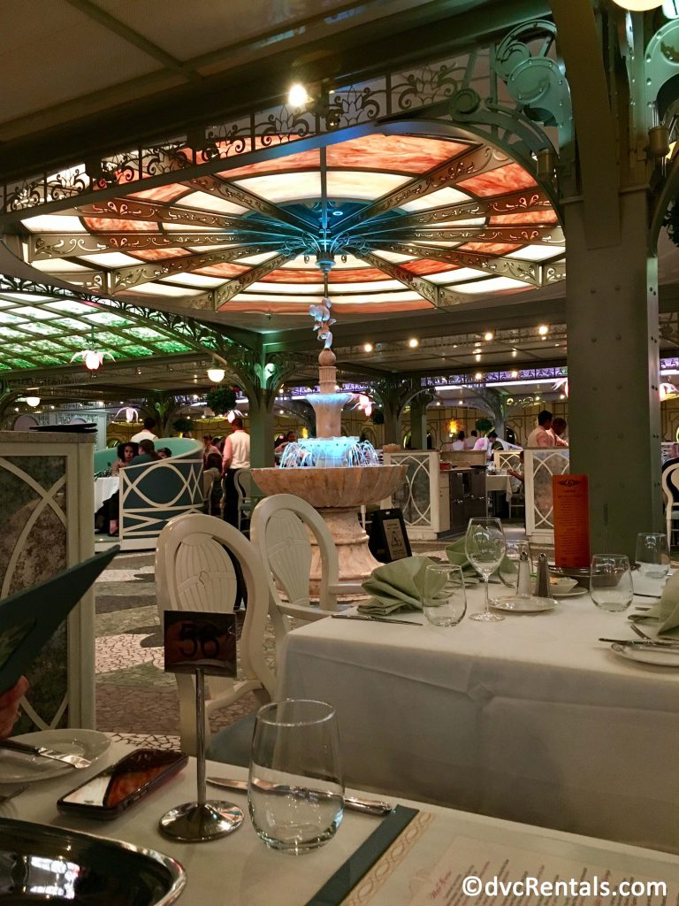Enchanted Garden Restaurant Photo