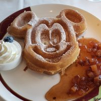 Mickey Waffles from Palo