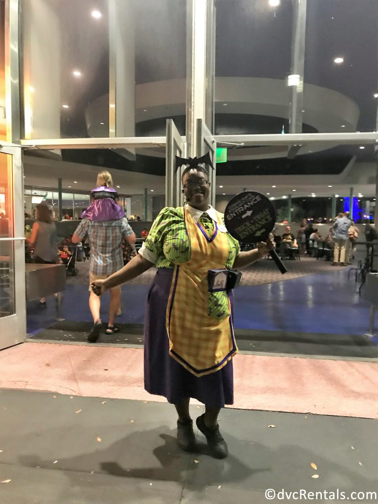 Cast Member at the MNSSHP