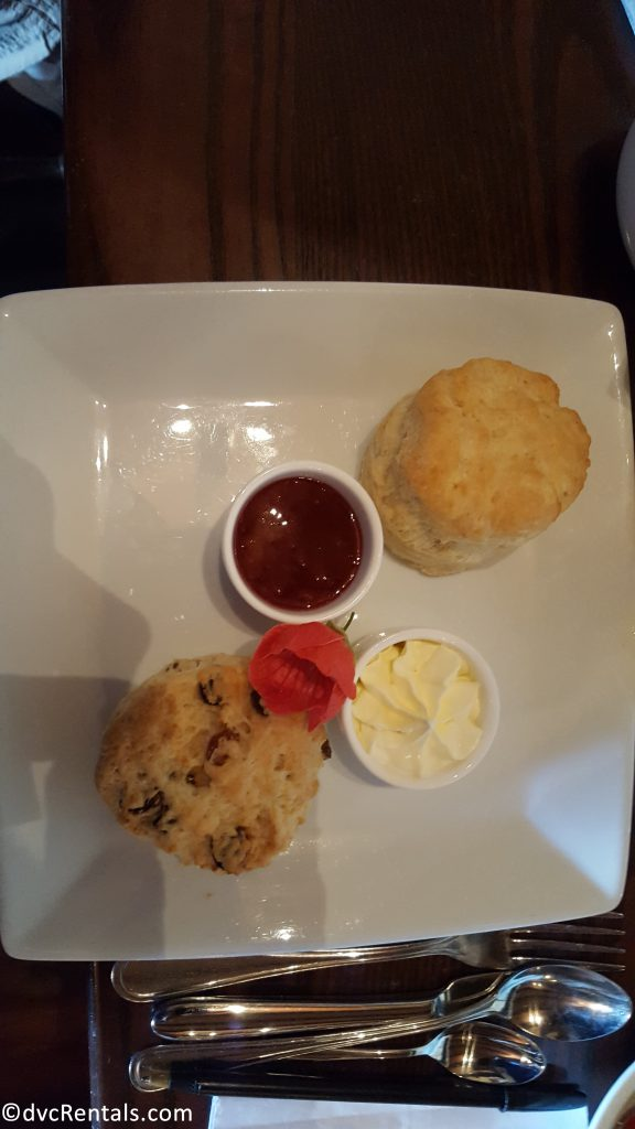 Scones from the Rose and Crown