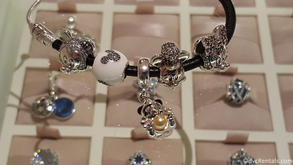 Mickey Mouse Birthday charm from Pandora
