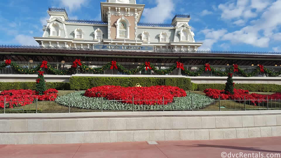 Train Station at Disney's Magic Kingdom