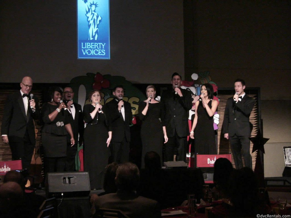 Liberty Voices performance