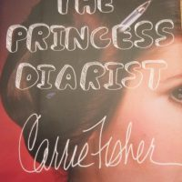 Book Cover of The Princess Diarist