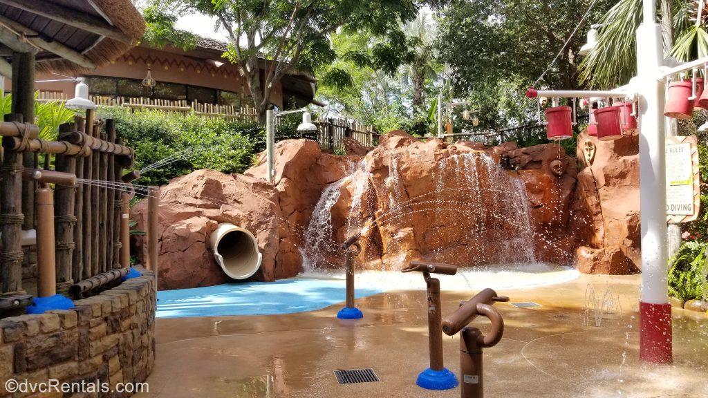 Kidani Splash Pad
