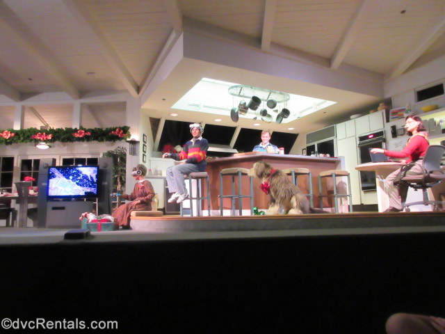 final scene from the Carousel of Progress
