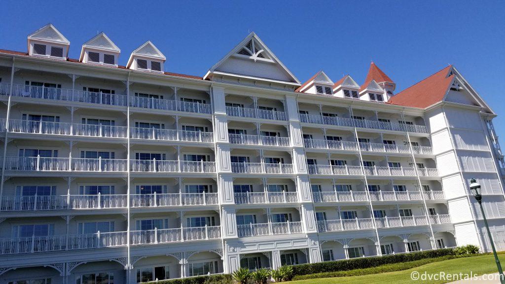 Villas at Disney's Grand Floridian Resort & Spa