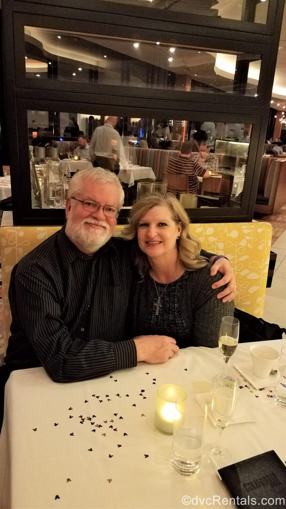 Guest Blogger David G and his wife