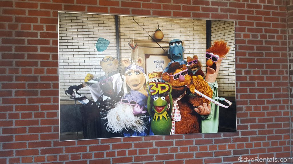 MuppetVision Character poster