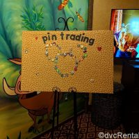 Disney's Animal Kingdom – Jambo House pin board