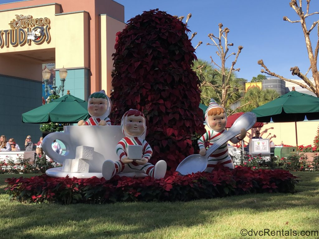 Hollywood Studios Christmas Decorations