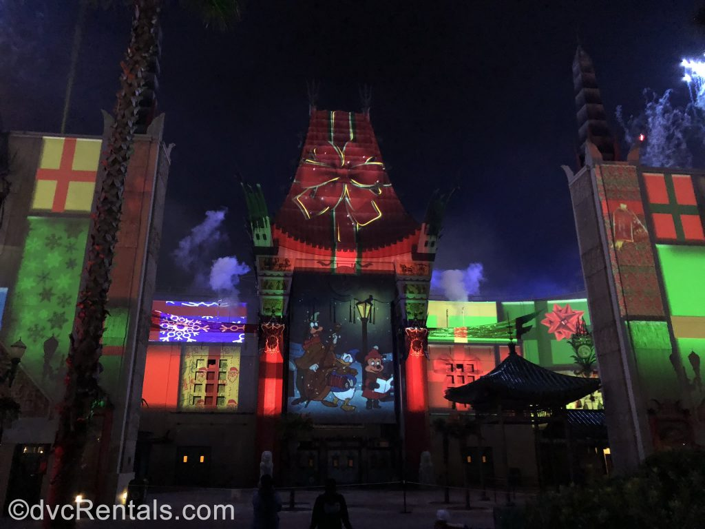 Jingle Bell Jingle Bam photos from Disney's Hollywood Studios